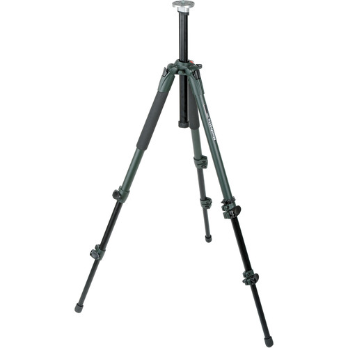 Manfrotto 190XV View Aluminum Tripod (Green)