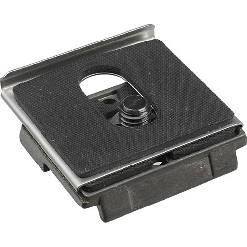 "Manfrotto 200PLARCH-38 Architectural Anti-Twist Quick Release Plate  with 3/8"" Screw"