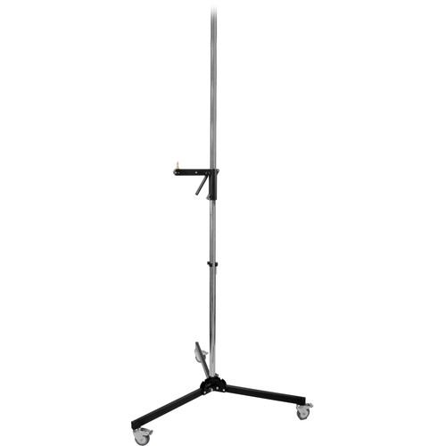 Manfrotto 231CS Chrome Steel Column Stand with Sliding Arm (8.2')