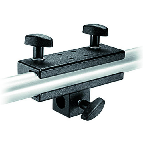 """Manfrotto 271 Panel Clamp with 5/8"""" Socket (Black)"""