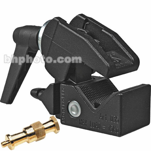 Manfrotto 2900 Super Clamp with Standard Stud