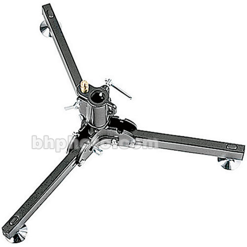 Manfrotto 299F Base with Universal Head (No Wheels)