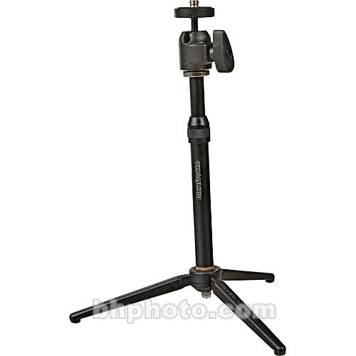 Manfrotto 3007 Tabletop Tripod Kit with 482 Head and Extension