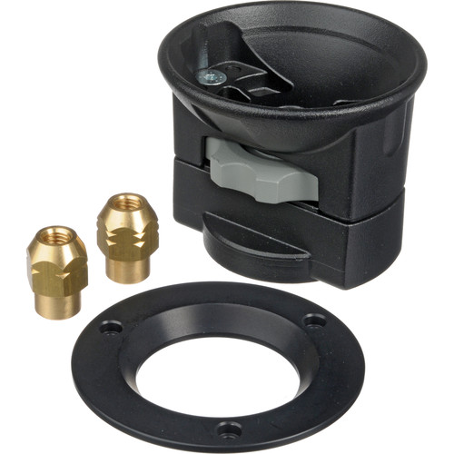 Manfrotto 325N Video Head Bowl Adapter Kit