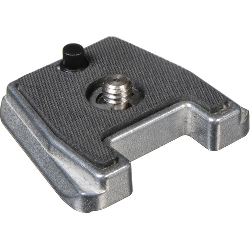 "Manfrotto 384PL-14 Dove Tail Quick Release Plate 1/4""-20"