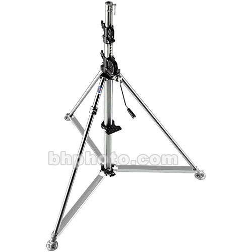 Manfrotto 387XU Super Wind-Up Steel Stand - 12'