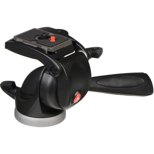 Manfrotto 391RC2 Junior 3-Way Pan/Tilt Head (Black)