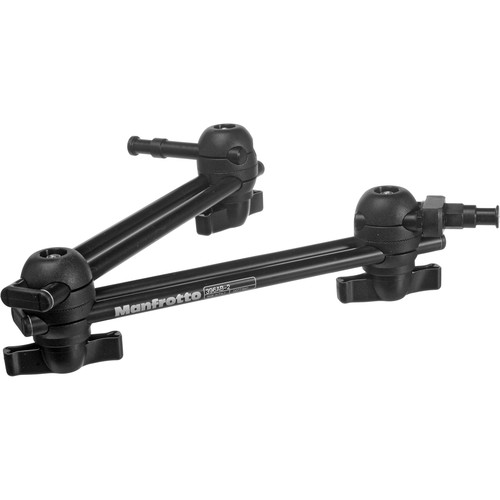 Manfrotto Double Articulated Arm - 2 Sections Without Camera Bracket