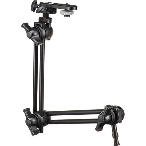 Manfrotto Double Articulated Arm - 2 Sections With Camera Bracket