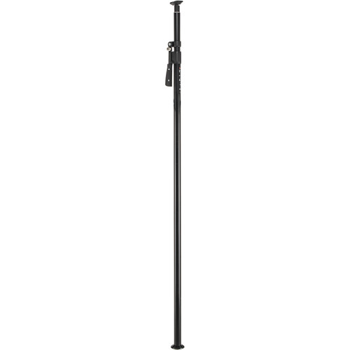 Manfrotto 432-3.7B Single Deluxe Autopole 2, Black