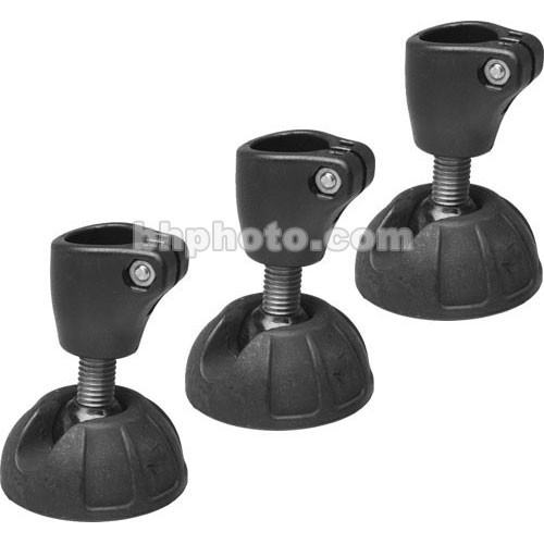 Manfrotto 441SCK2 Suction Cup and Retractable Spiked Feet Set