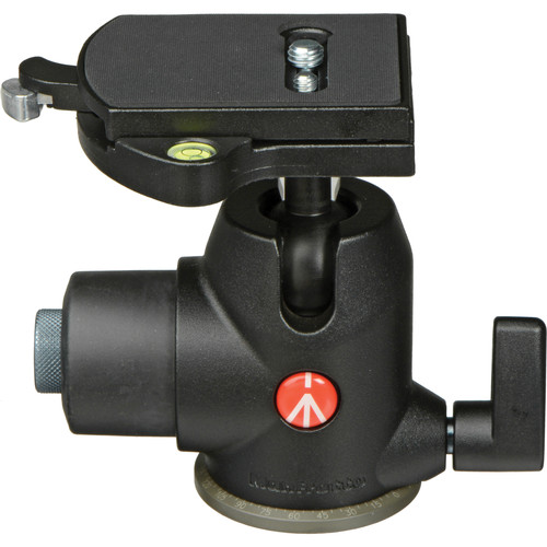 Manfrotto 468MG Hydrostatic Ball Head with 410PL Quick Release Plate