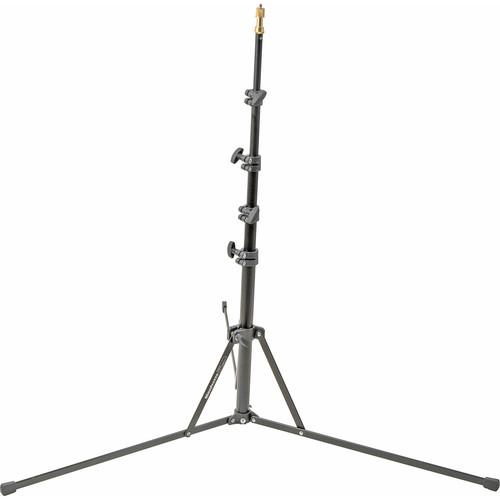 Manfrotto 5001B Nano Black Light Stand - 6.2' (1.9m)