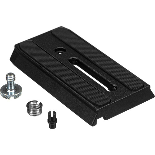 "Manfrotto 501PL Sliding Quick-Release Plate with 1/4""-20 Screw"