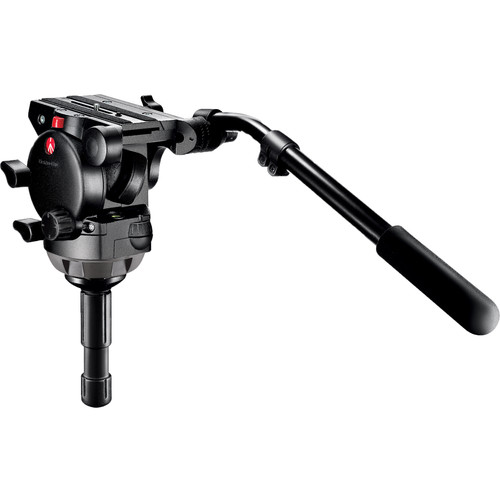 Manfrotto 526 Pro Video Tripod Kit (Canon/Sony/Panasonic)