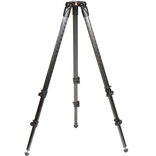 Manfrotto 535 Carbon Fiber Video Tripod