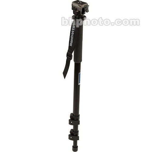 Manfrotto 679B Aluminum Monopod with 234RC Quick Release Head