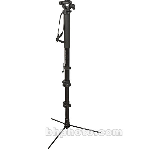 Manfrotto 682B Aluminum Self-Standing Monopod with 234RC Quick Release Head