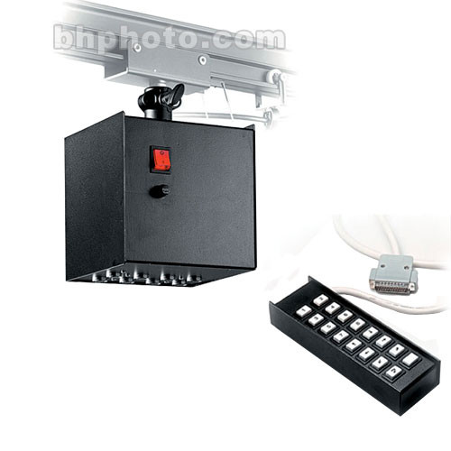 Manfrotto Power Supply for Rail System with Remote Control