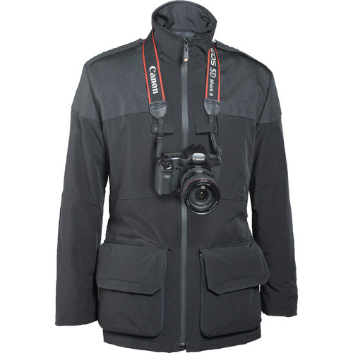 Manfrotto MA LFJ050M-LBB Pro Field Jacket (Large)
