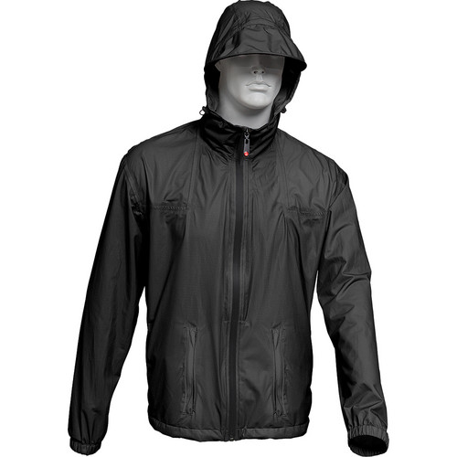 Manfrotto MA LWJ050M-XLBB Lino PRO Wind Jacket (X Large)