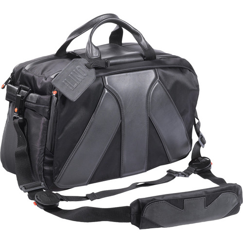 Manfrotto Lino Collection: Pro VII Messenger Bag (Black)