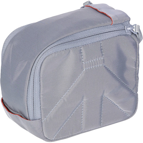Manfrotto Lino Collection: Custodia VIII Camera Pouch (Gray)