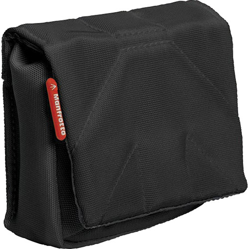 Manfrotto Stile Collection: Nano 1 Camera Pouch (Black)