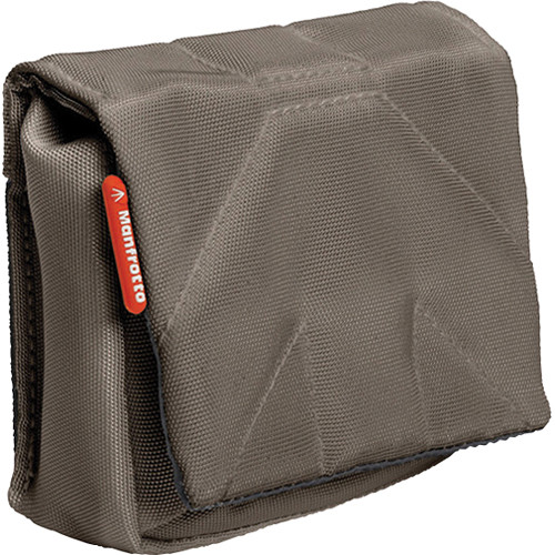Manfrotto Stile Collection: Nano 1 Camera Pouch (Bungee Cord)