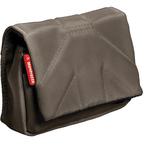 Manfrotto Stile Collection: Nano II Camera Pouch (Bungee Cord)