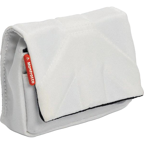 Manfrotto Stile Collection: Nano II Camera Pouch (White)