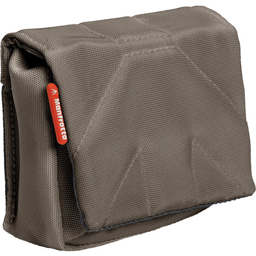Manfrotto Stile Collection: Nano III Camera Pouch (Bungee Cord)