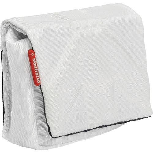 Manfrotto Stile Collection: Nano III Camera Pouch (White)