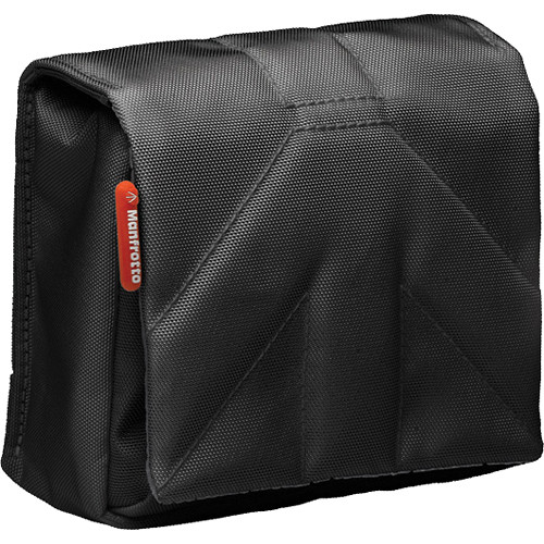 Manfrotto Stile Collection: Nano VII Camera Pouch (Black)