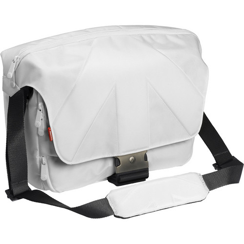 Manfrotto Stile Collection: Unica V Messenger Bag (White)