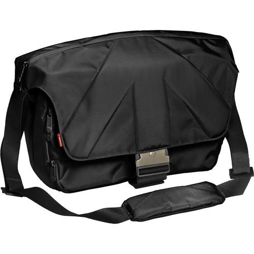 Manfrotto Stile Collection: Unica VII Messenger Bag (Black)