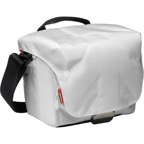 Manfrotto Stile Collection: Bella IV Shoulder Bag (White)