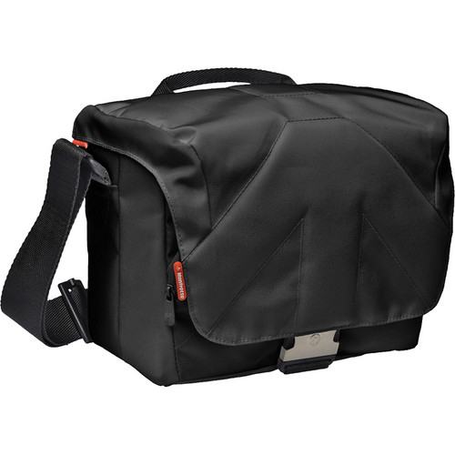 Manfrotto Stile Collection: Bella V Shoulder Bag (Black)