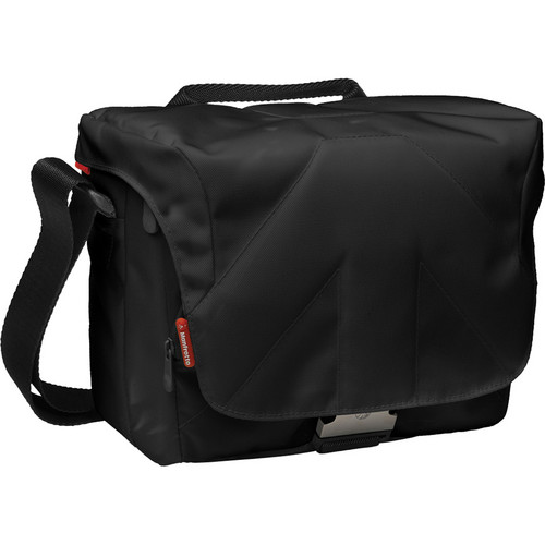 Manfrotto Stile Collection: Bella VI Shoulder Bag (Black)