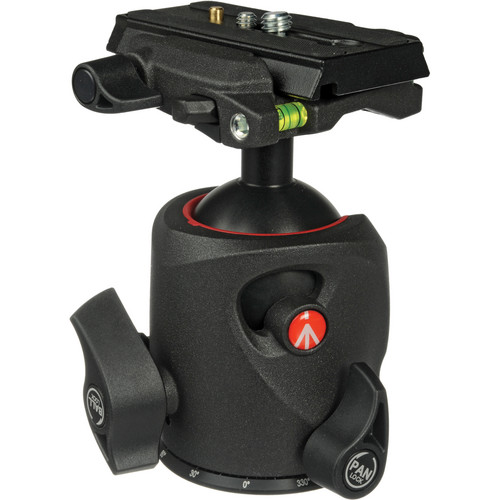 Manfrotto 055 Magnesium Ball Head with Q5 Quick Release