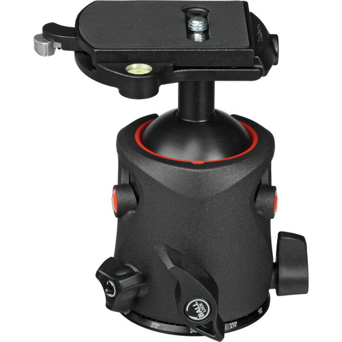 Manfrotto 057 Magnesium Ball Head with 410PL Quick Release Plate