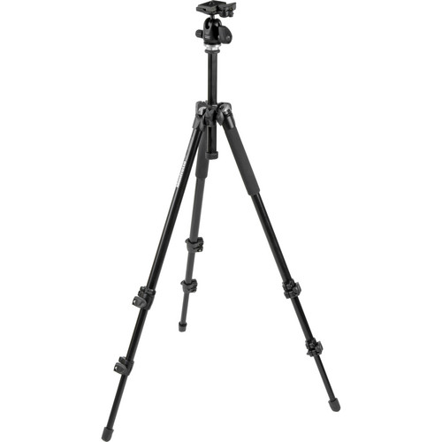 Manfrotto 293 Aluminum Tripod with 494RC2 Ball Head