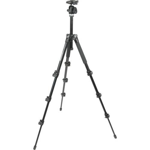 Manfrotto 293 Tripod with 494RC2 Quick Release Mini Ball Head