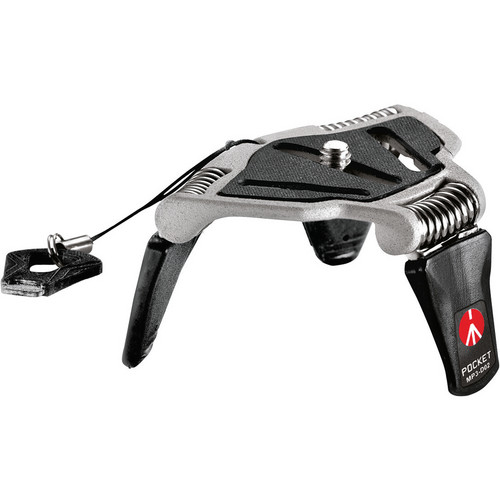 Manfrotto MP3-D02 Large Pocket Support (Gray)