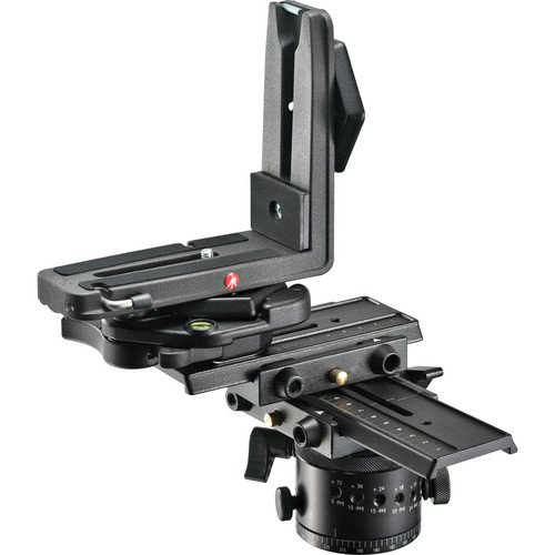 Manfrotto MH057A5 Virtual Reality and Panoramic Head (Sliding)