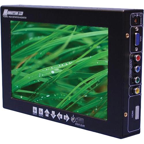 "Manhattan LCD HD089C 8.9"" HD Pro LCD Monitor"