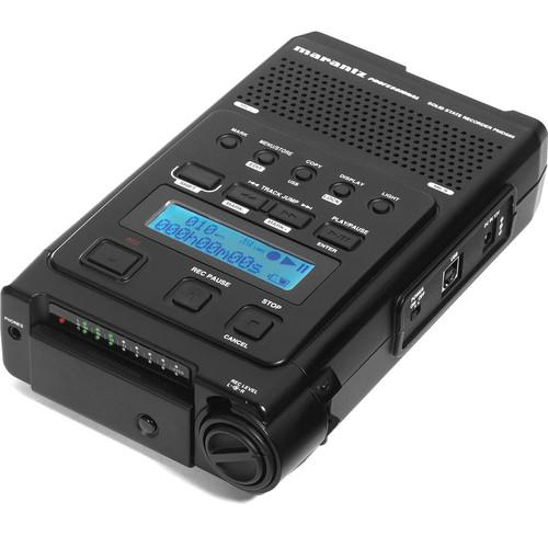 Marantz PMD660 - Portable Compact Flash Recorder
