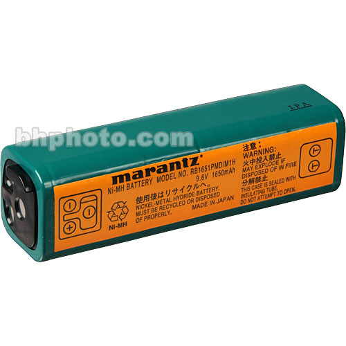 Marantz Professional RB-1651 - NiMH Rechargeable Battery Pack