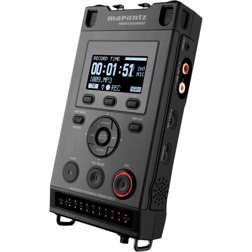 Marantz Portable Flash Field Recorder