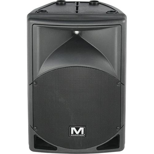 "Marathon ENT-15P Active 15"" 2-Way ABS Loudspeaker"